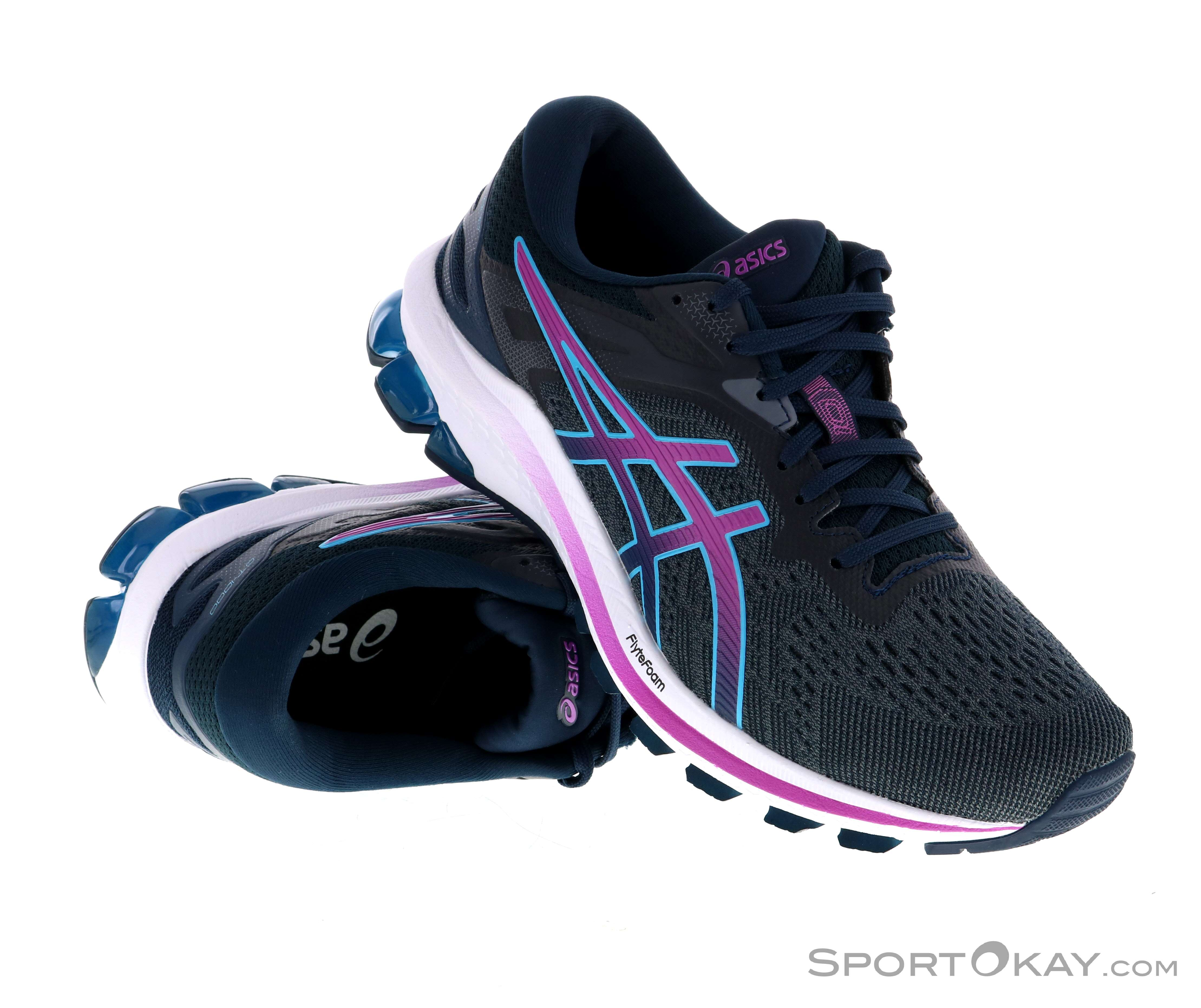 Asics Asics GT-1000 10 Womens Running Shoes