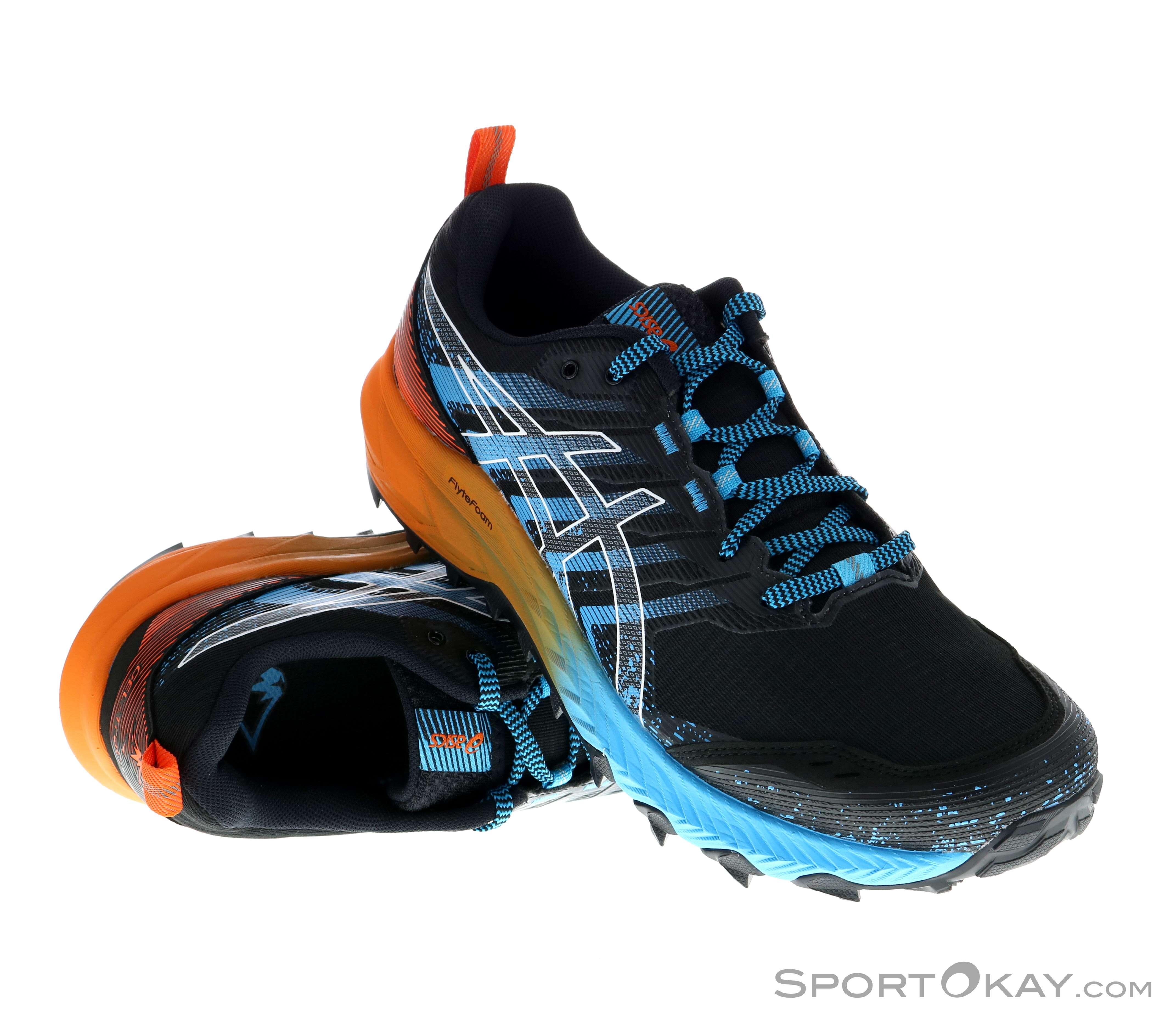 Asics Asics Fujitrabuco 9 Mens Trailrunningshoes