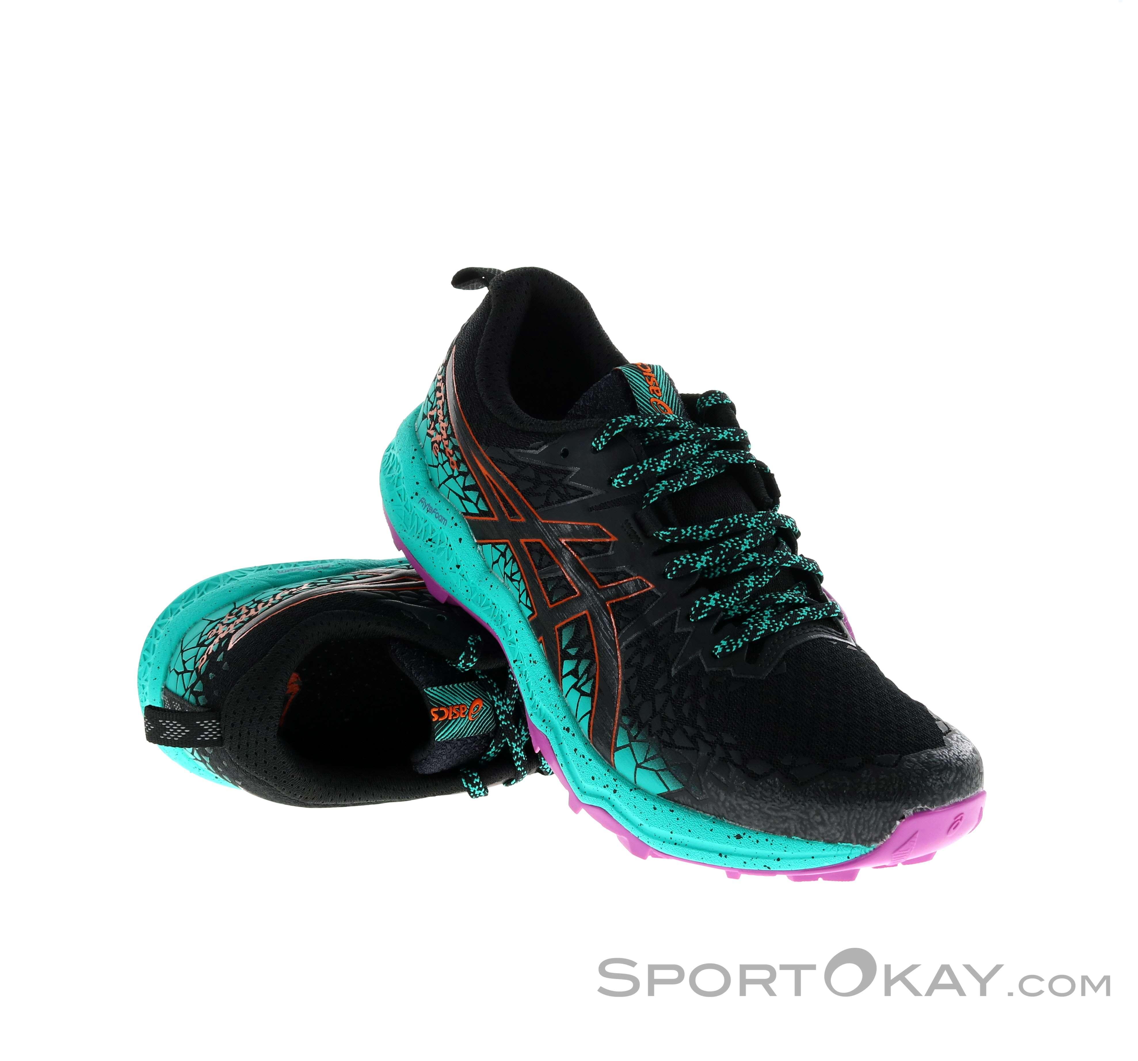 Asics Asics Fujitrabuco Lyte Womens Trailrunningshoes