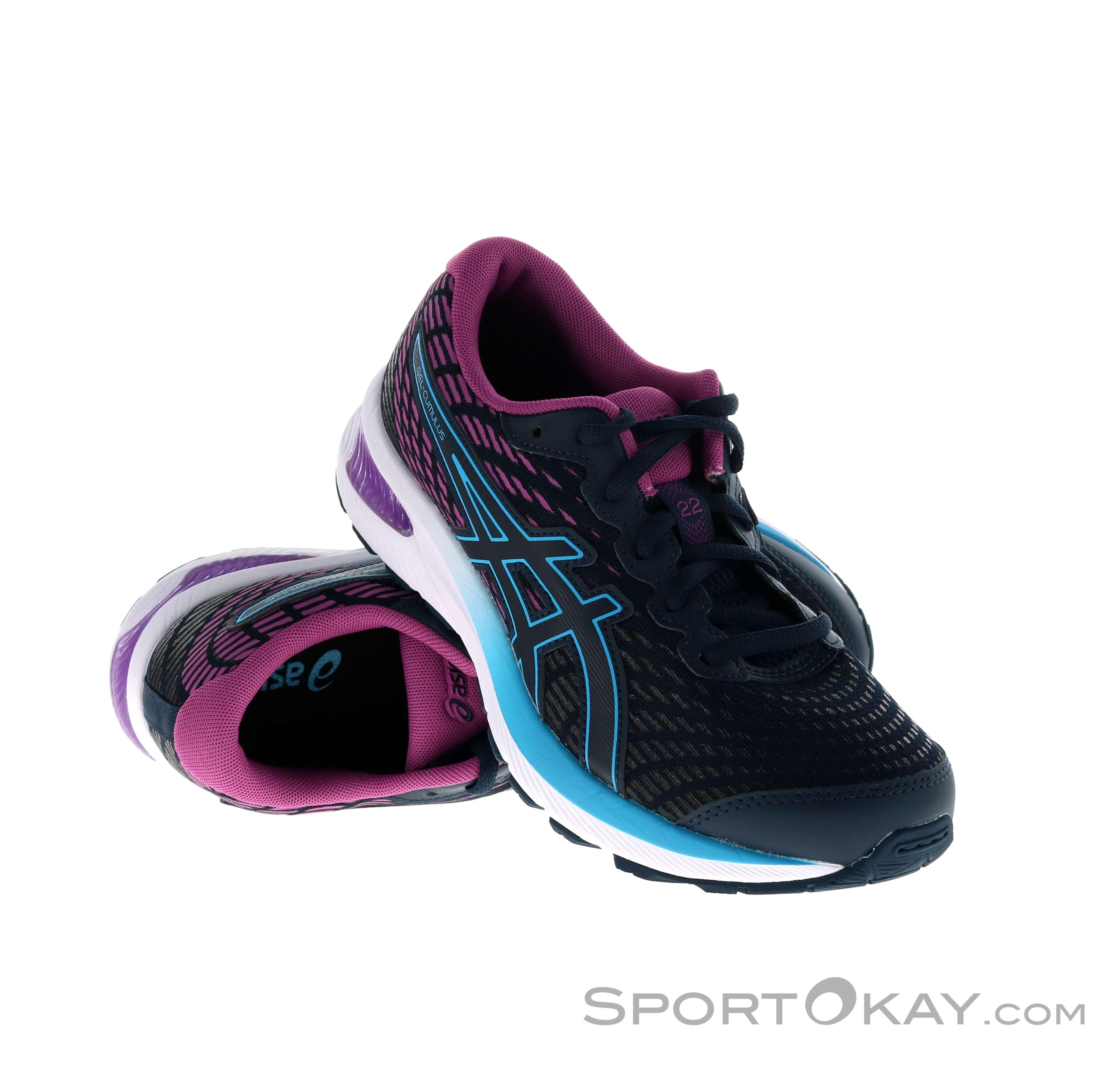 Asics Asics Gel-Cumulus 22 GS Kids Running Shoes