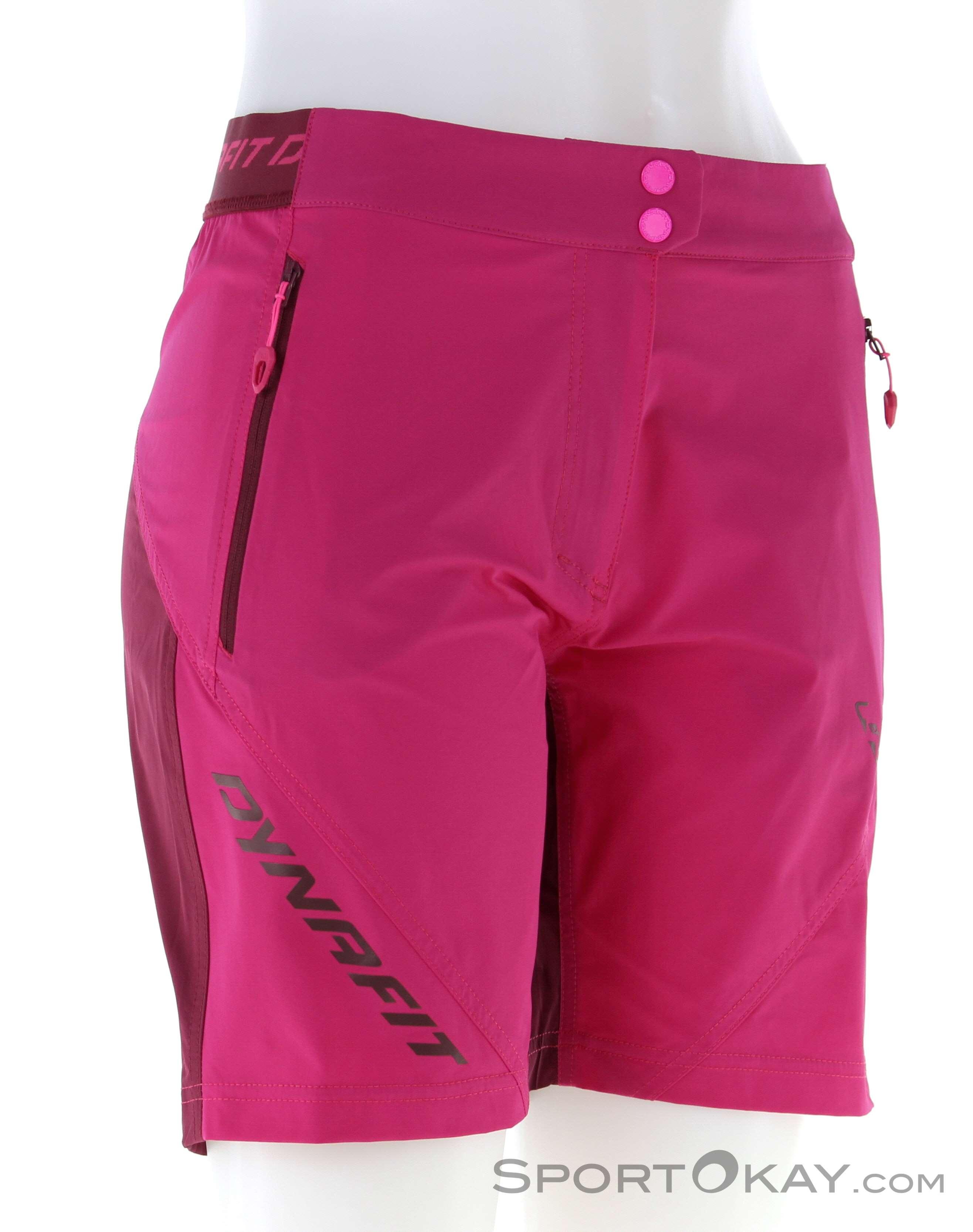 Dynafit Transalper Light Dynastretch shorts women wandeshorts Femmes