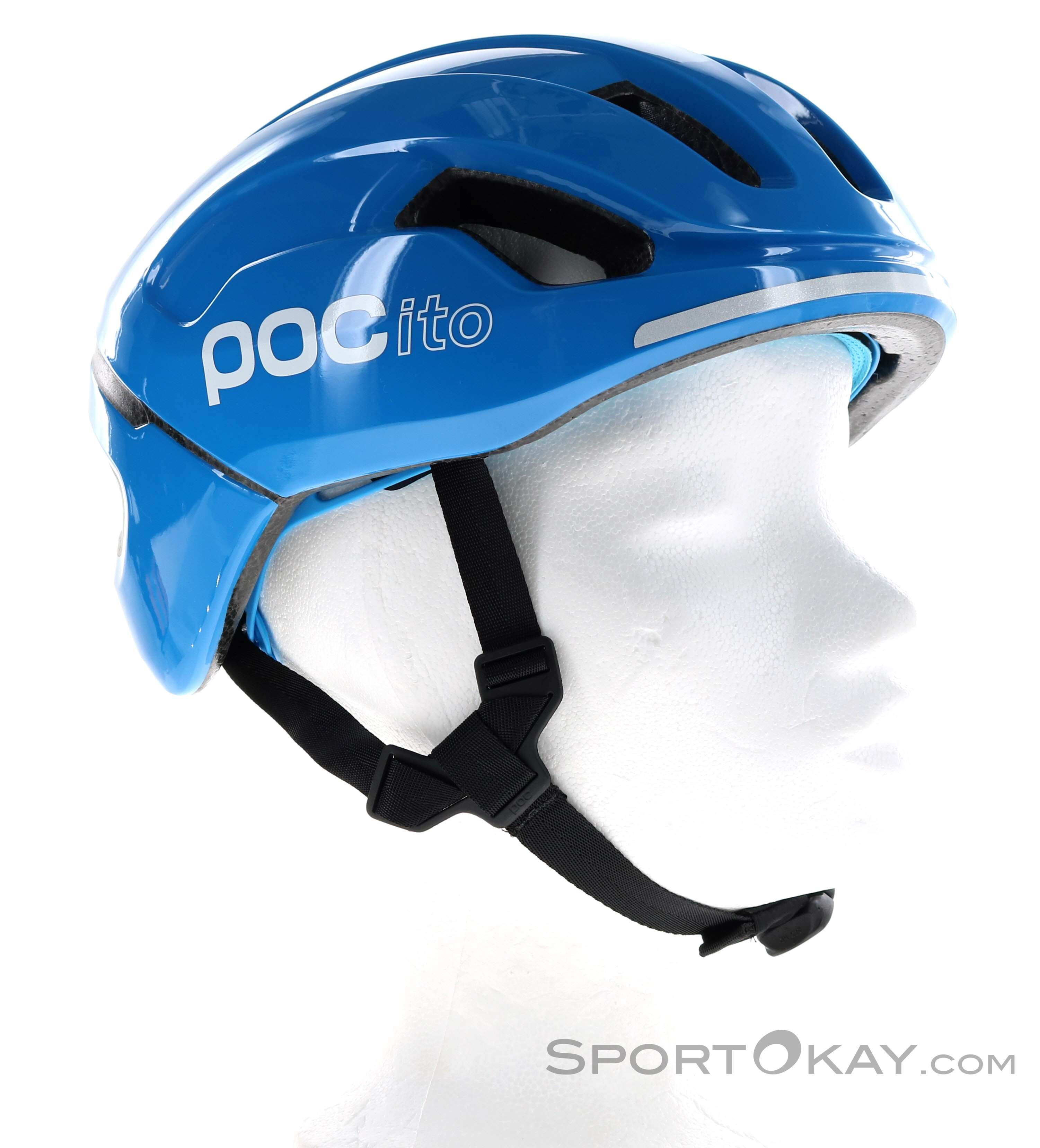 POCito Omne SPIN Road Bike Helmet