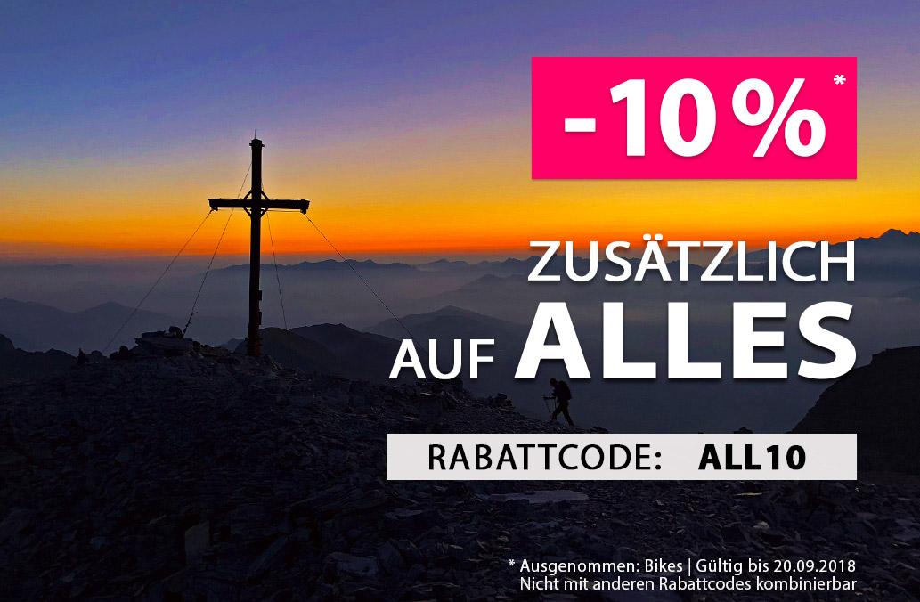 Homepage 2018-09 ALLES -10% ALL10 DE
