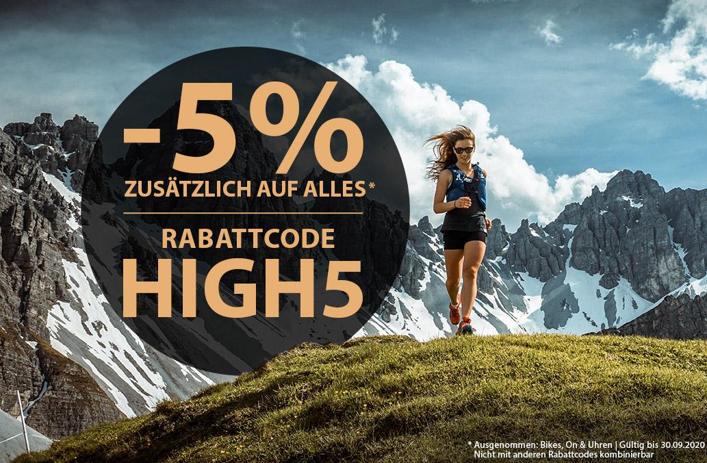 Homepage 2020-09 ALLES -5% HIGH5 DE