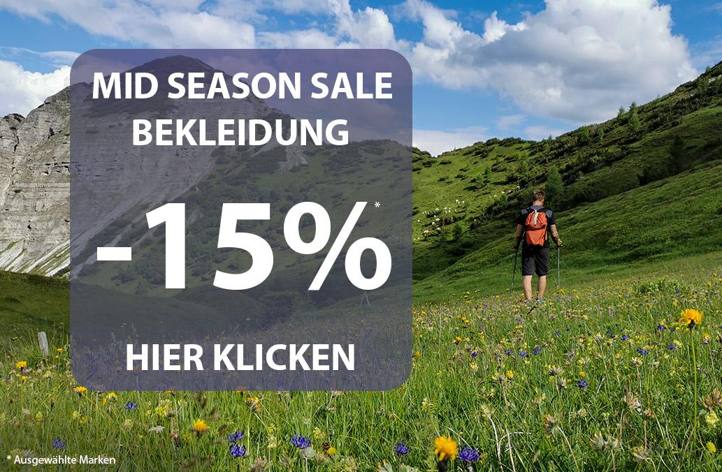 Homepage Mid Season Sale DE
