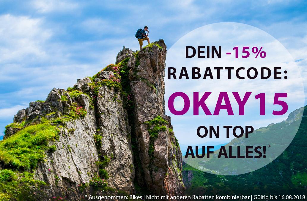 Homepage 2018-08 ALLES -15% OKAY15 DE