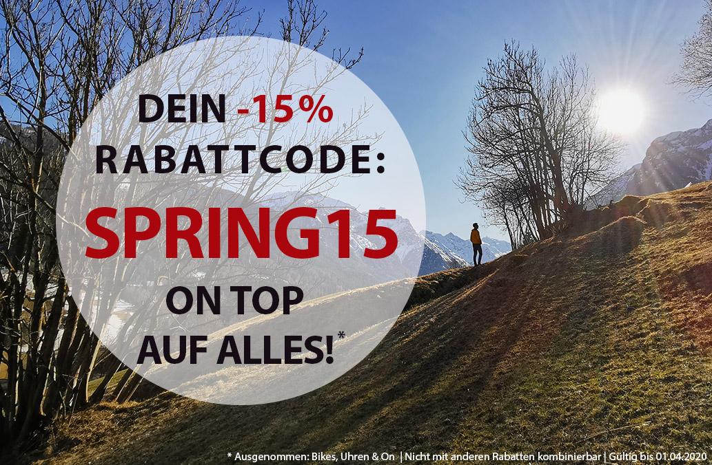 Homepage 2020-03 Frühling -15% DE SPRING15