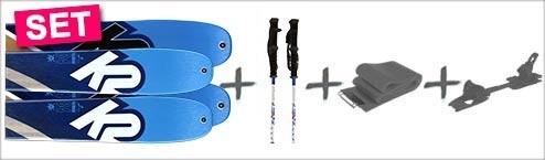 SKITOUREN K2 WAYBACK / TALKBACK 84mm bis -50% > 3er SET ab 521€ > 4er SET ab 569€