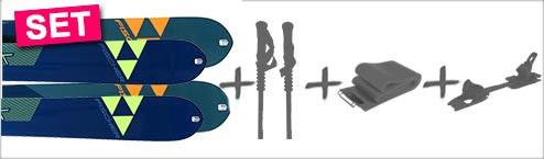 SKITOUREN FISCHER X-TREME 82+88 AKTION bis -50% > 3er SET ab 440 EUR  >  4er SET ab 490 EUR