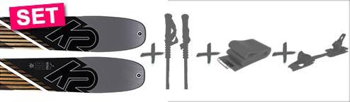 SKITOUREN K2 WAYBACK 96mm bis -50% > 3er SET ab 650€ > 4er SET ab 700€