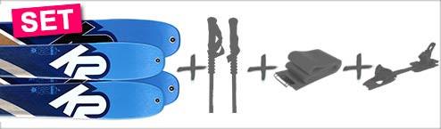 SKITOUREN K2 WAYBACK / TALKBACK 84mm bis -50% > 3er SET ab 549€ > 4er SET ab 599€