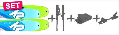 SKITOUREN K2 WAYBACK / TALKBACK 88mm bis -50% > 3er SET ab 600€ > 4er SET ab 650€