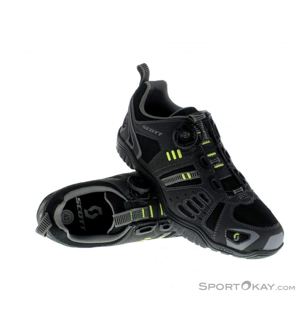 Scott Trail Shoe Schwarz, Damen All-Mountain/Trekking, Größe EU 37 - Farbe Black Damen All-Mountain/Trekking, Black, Größe 37 - Schwarz