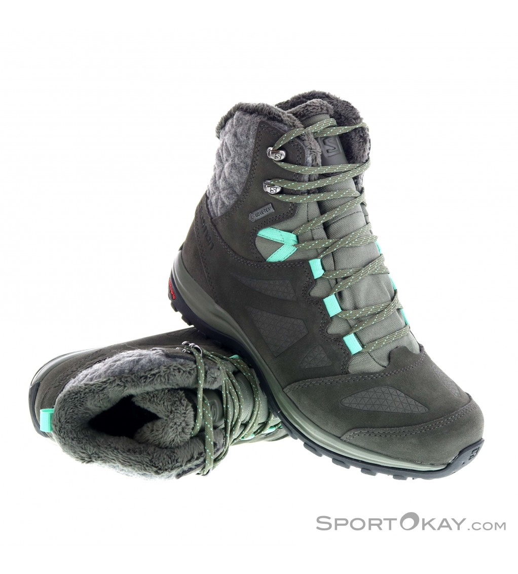 Salomon Salomon Ellipse Winter GTX Damen Winterschuhe Gore Tex