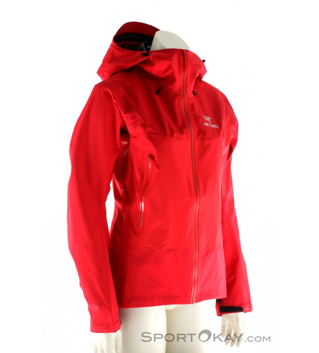 Jacket Arcteryx Gtx Beta Damen Tex Sl Skijacke Gore ZkiPuX