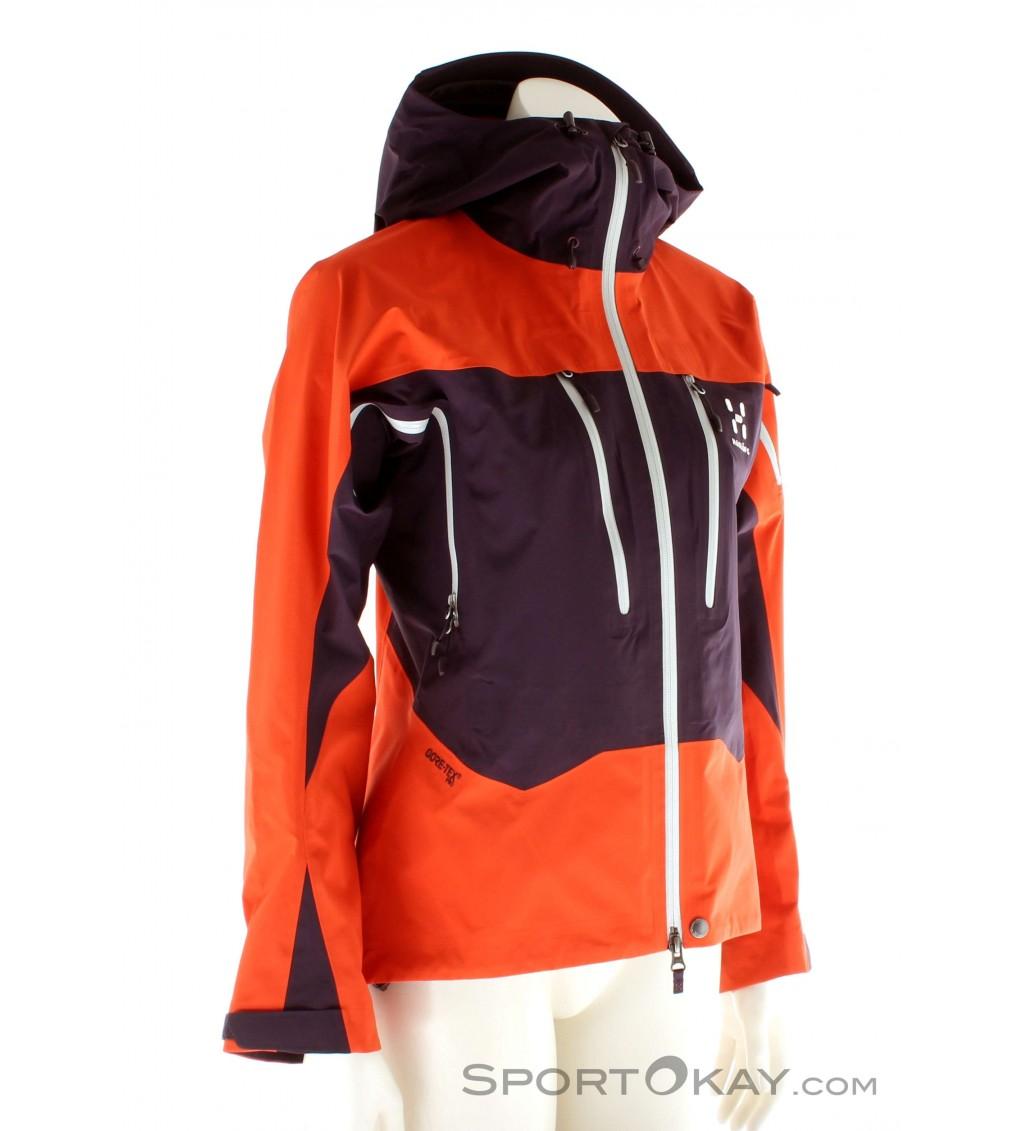 hagl fs spitz jacket damen outdoorjacke gore tex jacken. Black Bedroom Furniture Sets. Home Design Ideas
