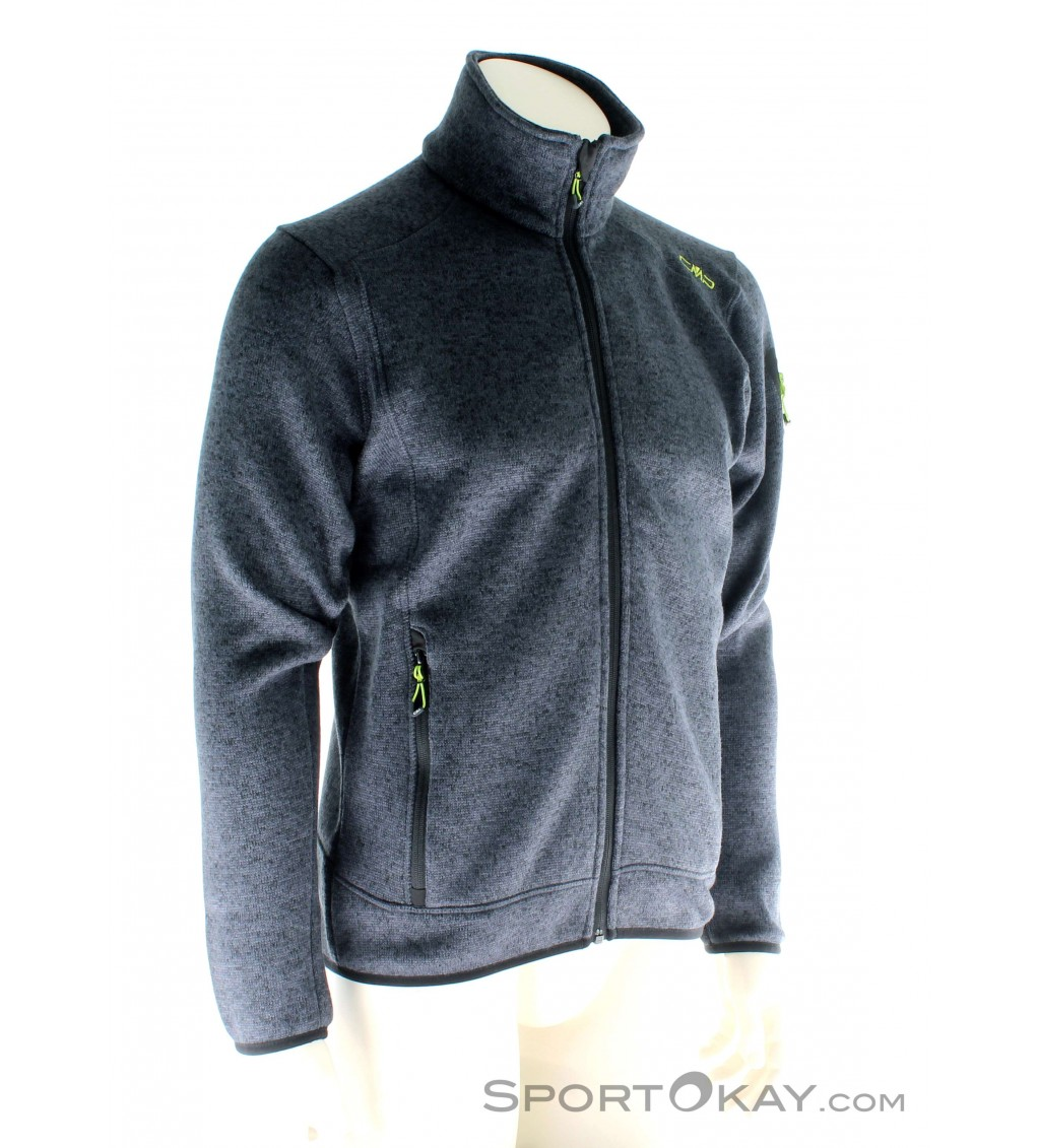 Teddy Fleece Jacke Herren. outdoor strickjacke s 44 46