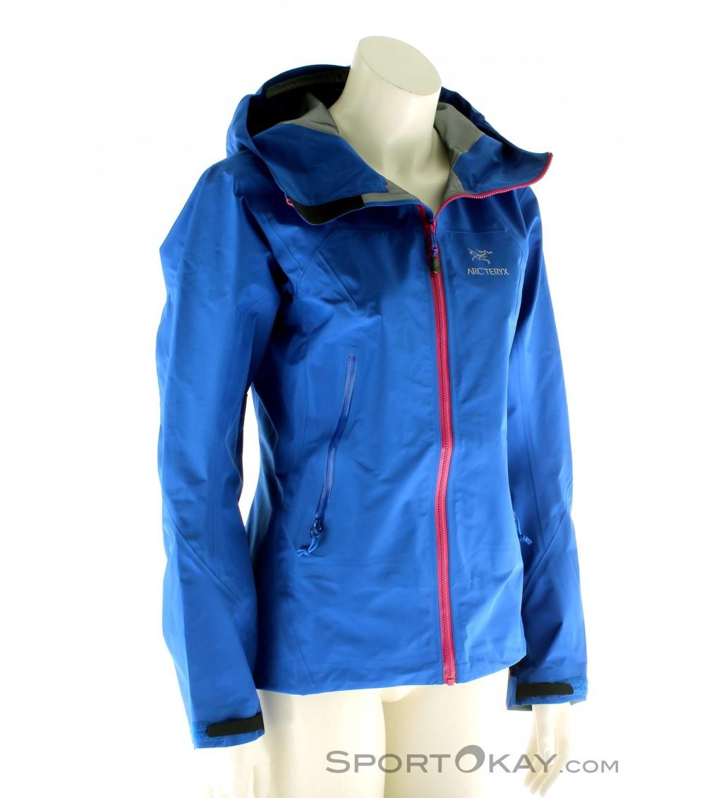 arcteryx zeta lt jacket damen outdoorjacke gore tex. Black Bedroom Furniture Sets. Home Design Ideas
