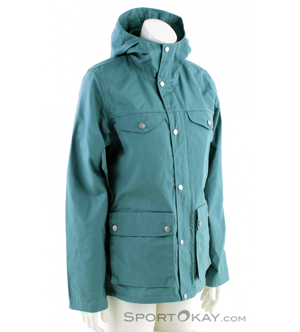 Fjällräven Greenland Jacket Damen Outdoorjacke Jacken