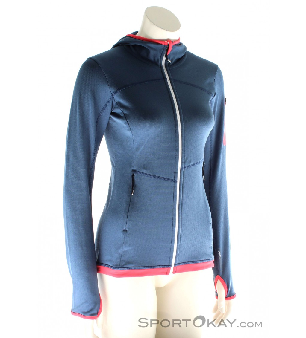 Ortovox Fleece Light Hoody Damen Tourensweater