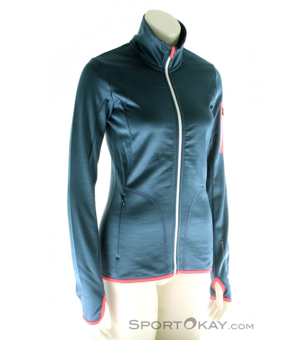 Ortovox Fleece Jacket Damen Tourensweater