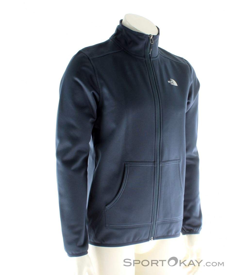 the north face tanken full zip jacket herren outdoorjacke. Black Bedroom Furniture Sets. Home Design Ideas