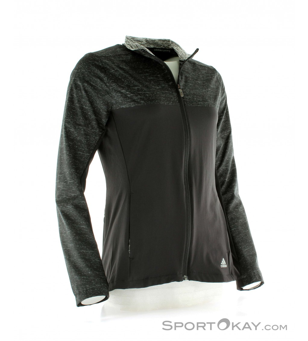 adidas sn storm jacket damen laufjacke jacken. Black Bedroom Furniture Sets. Home Design Ideas
