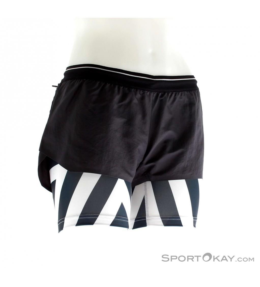 adidas adidas Short 2in1 Damen Laufhose