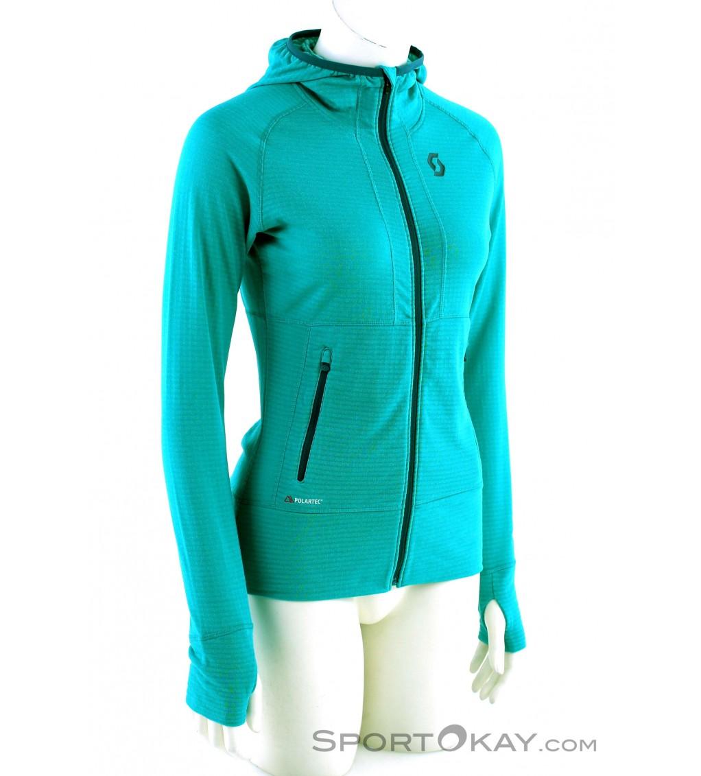 Scott Scott Defined Polar Damen Tourensweater