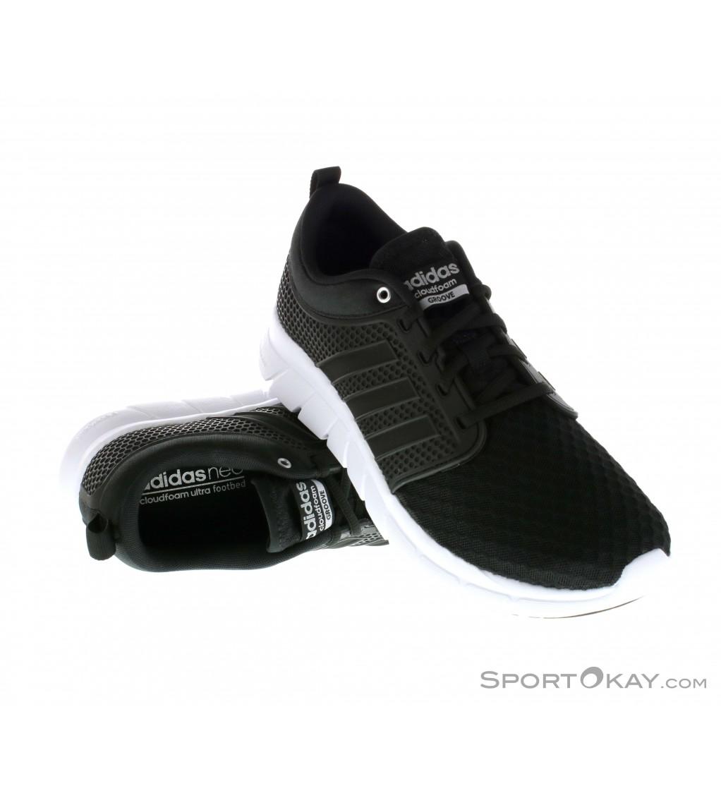 bce7dc0d Cloudfoam Adidas Nm80nw Groove Herren Freizeitschuhe rxedBoC