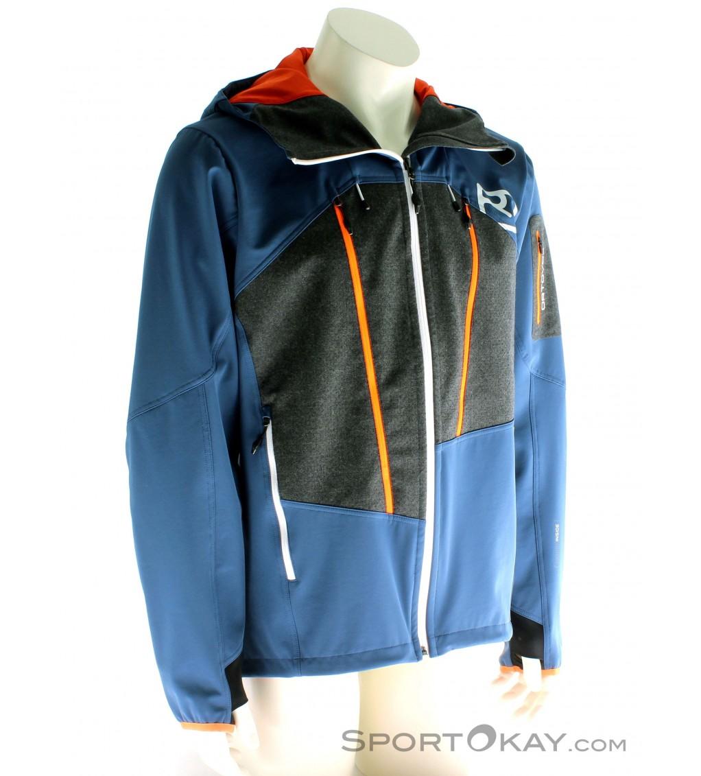 Ortovox Pordoi Jacket Herren Tourenjacke Herren