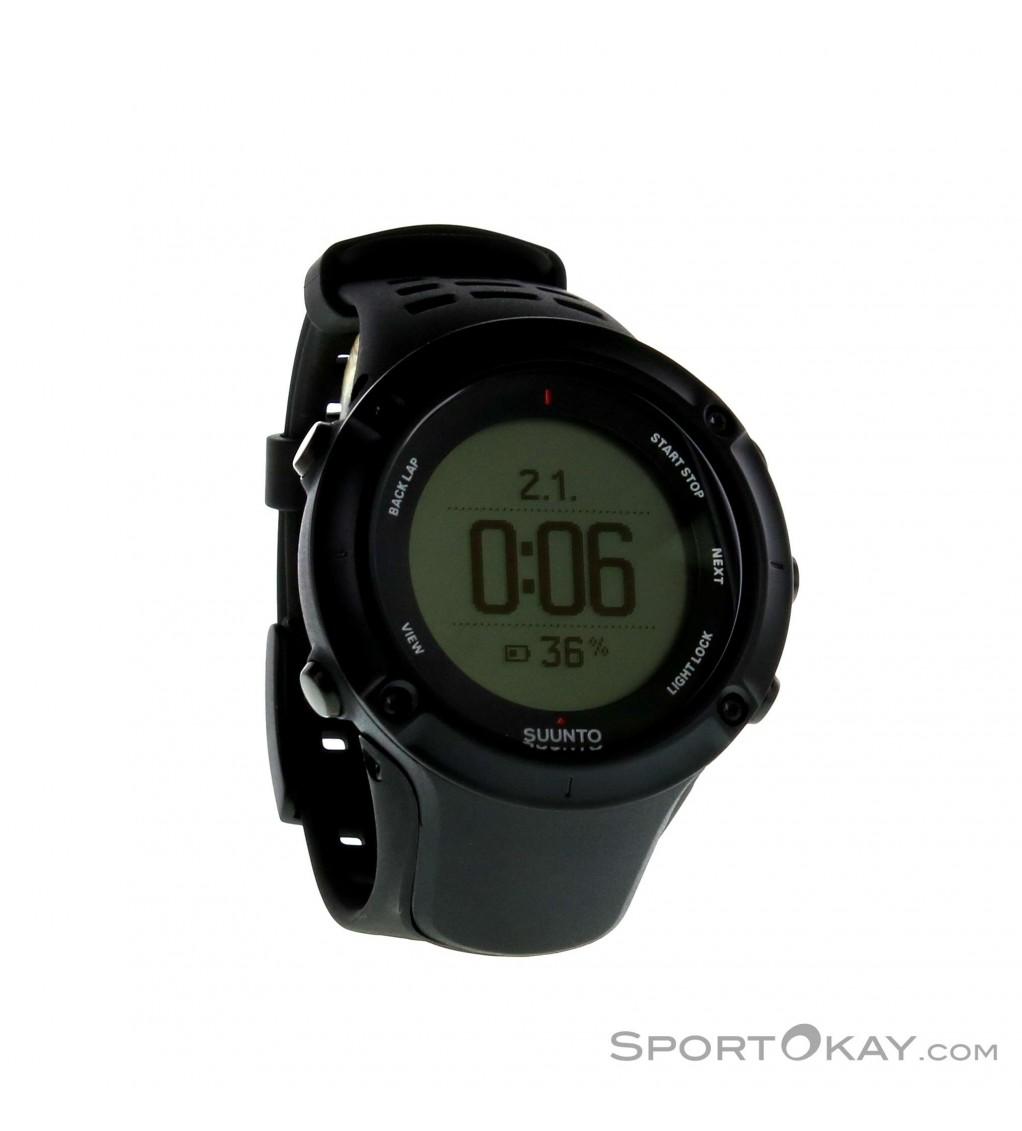 Suunto Ambit 3 Peak HR GPS Bergsportuhr