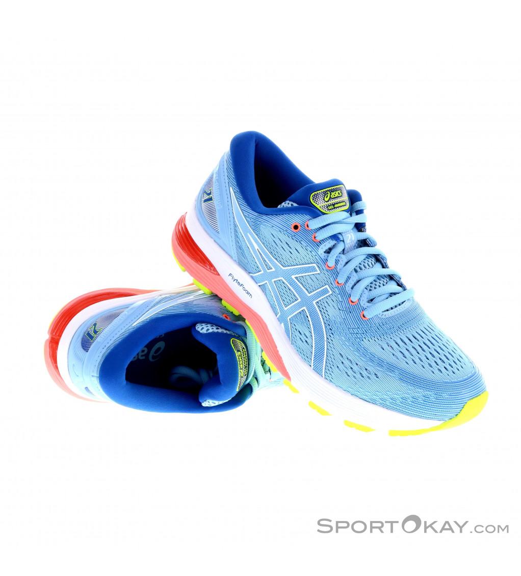 Asics Asics Gel Nimbus 21 Damen Laufschuhe
