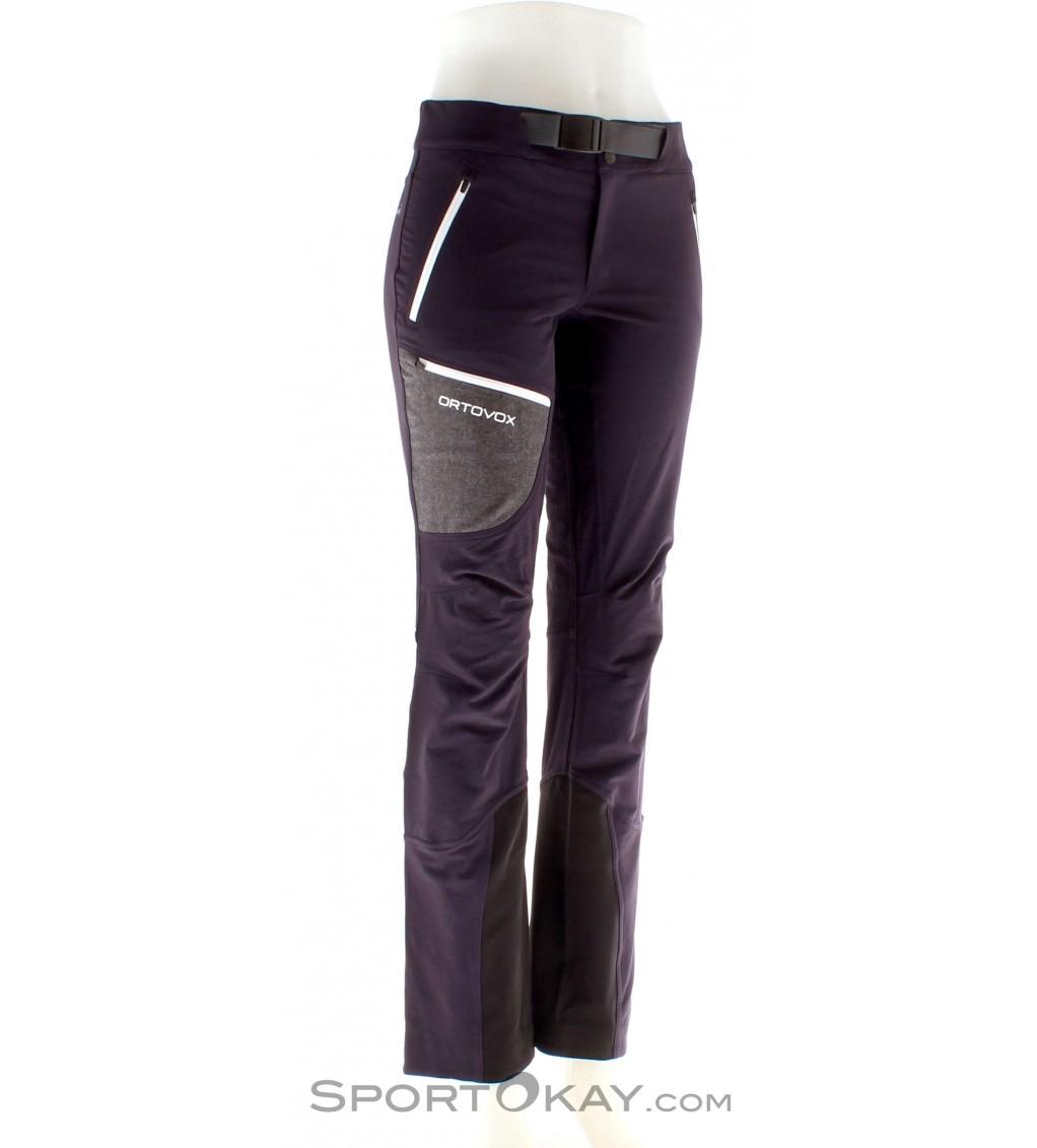 ortovox cevedale pants damen tourenhose hosen. Black Bedroom Furniture Sets. Home Design Ideas