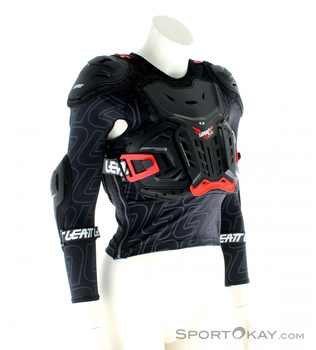 leatt body protector 4 5 junior kinder protektor full body. Black Bedroom Furniture Sets. Home Design Ideas