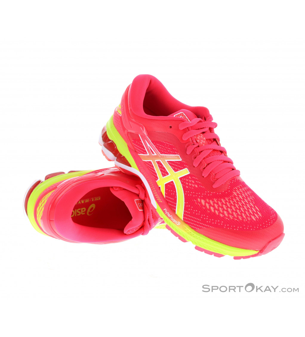 Asics Asics Gel Kayano 26 Damen Laufschuhe