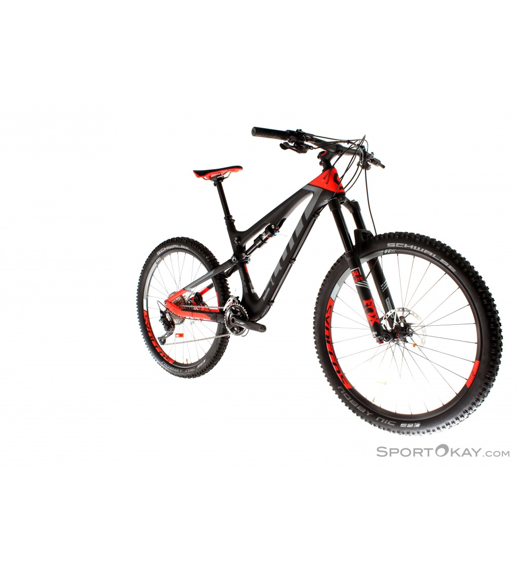 Scott Genius 710 2017 All Mountainbike