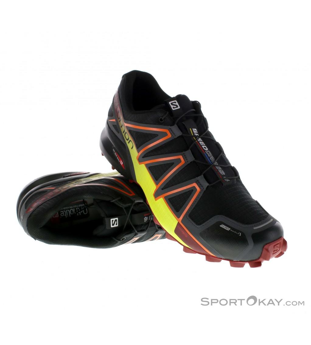 Salomon Salomon Speedcross 4 CS Herren Traillaufschuhe