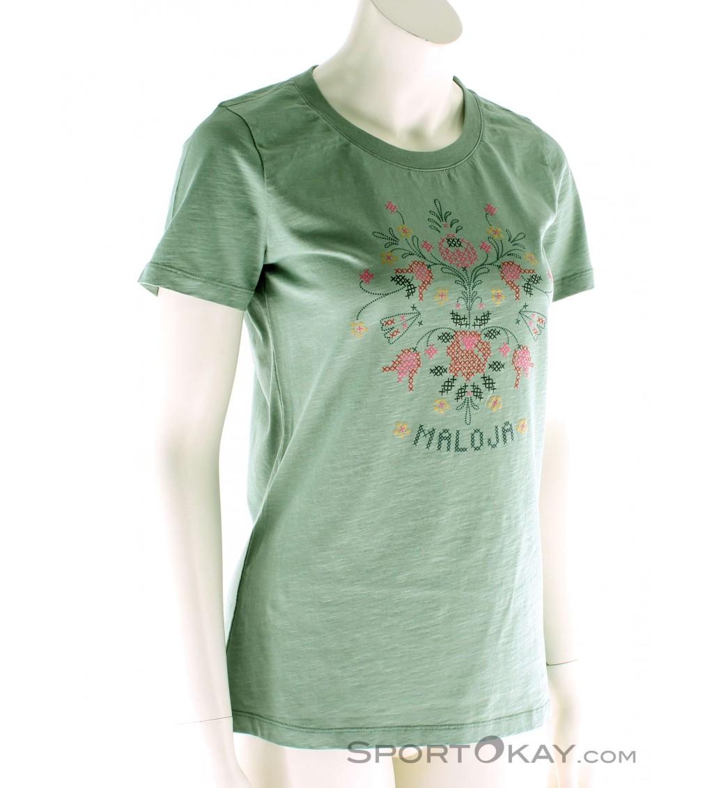 maloja mitterfeldenm damen t shirt shirts hemden outdoorbekleidung outdoor alle. Black Bedroom Furniture Sets. Home Design Ideas