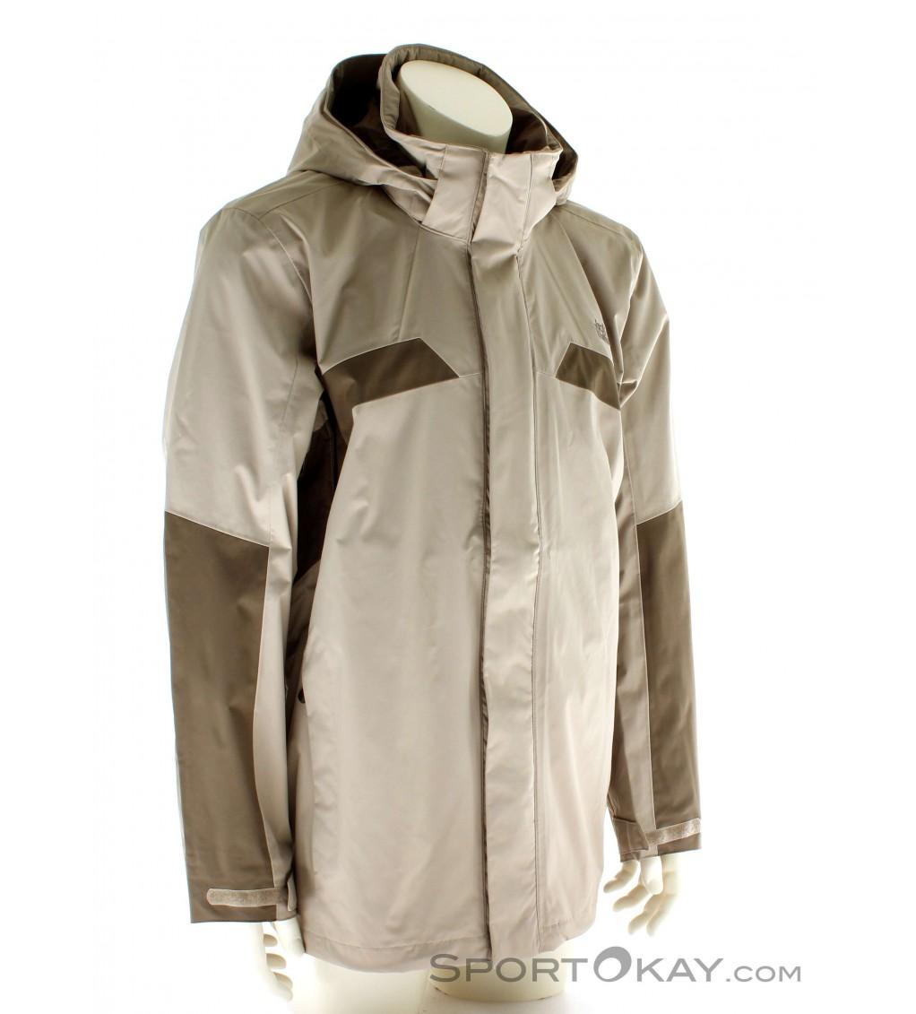 Jack Wolfskin Topaz II Jacket Damen Outdoorjacke Jacken