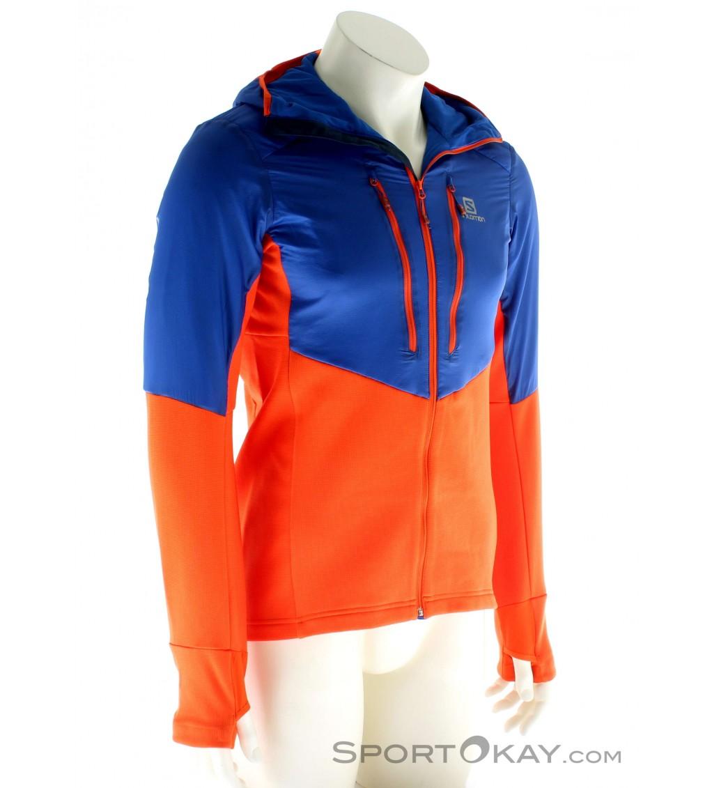 Salomon Salomon Drifter Air Mid Hoody Herren Skisweater