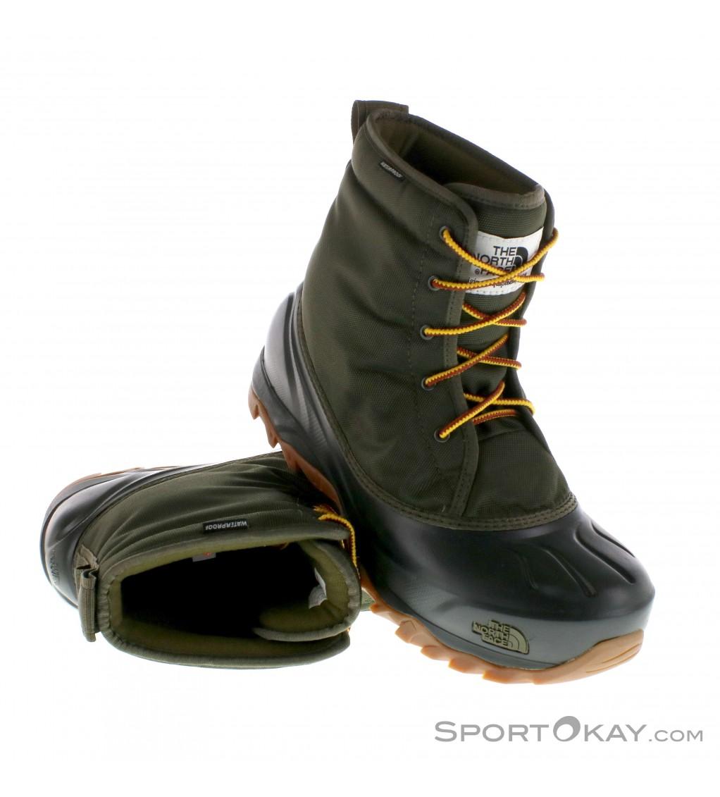 sale retailer dcccd f45c5 The North Face Tsumoru Boot Herren Outdoorschuhe - Moonboots ...