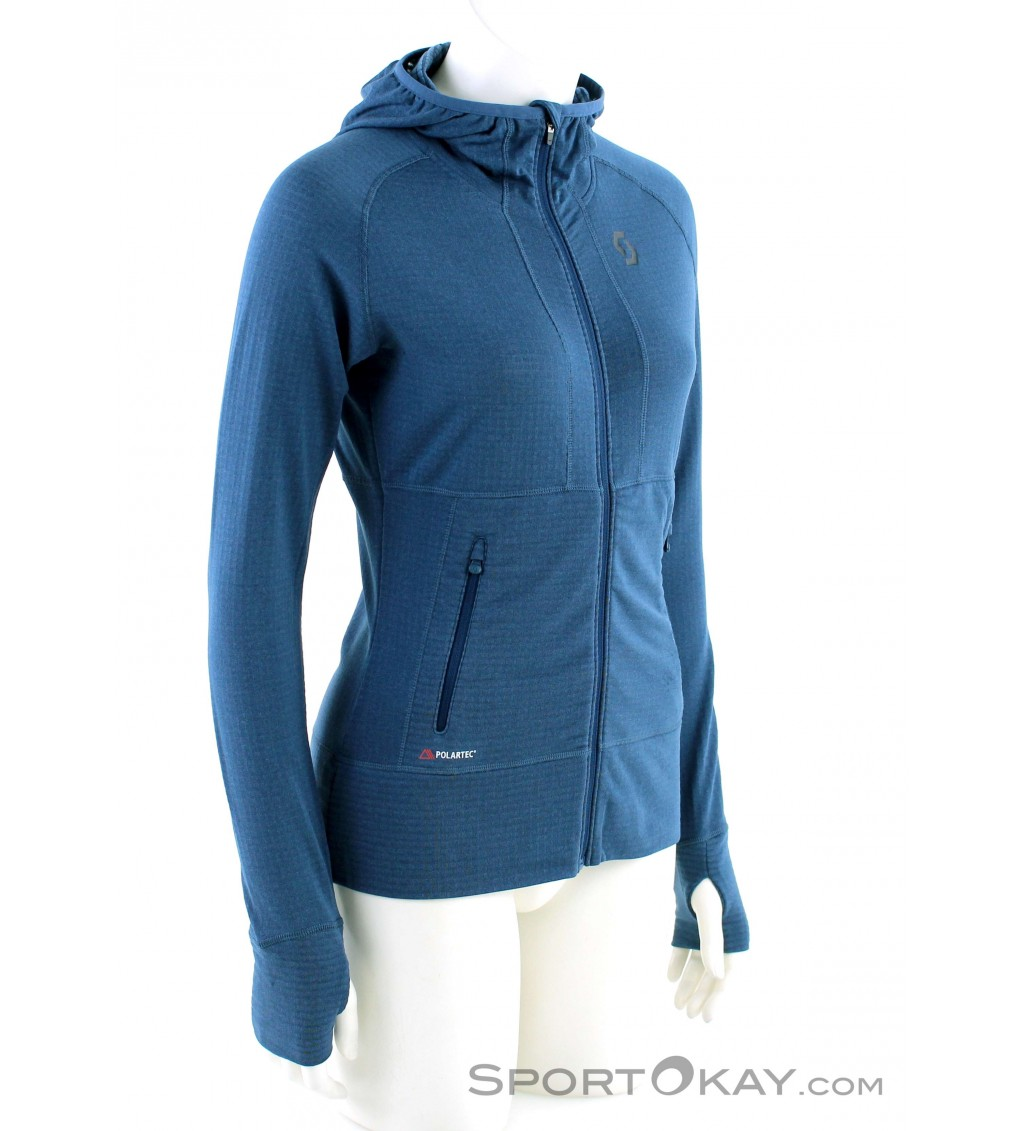 Scott Scott Defined Polar Damen Tourensweater