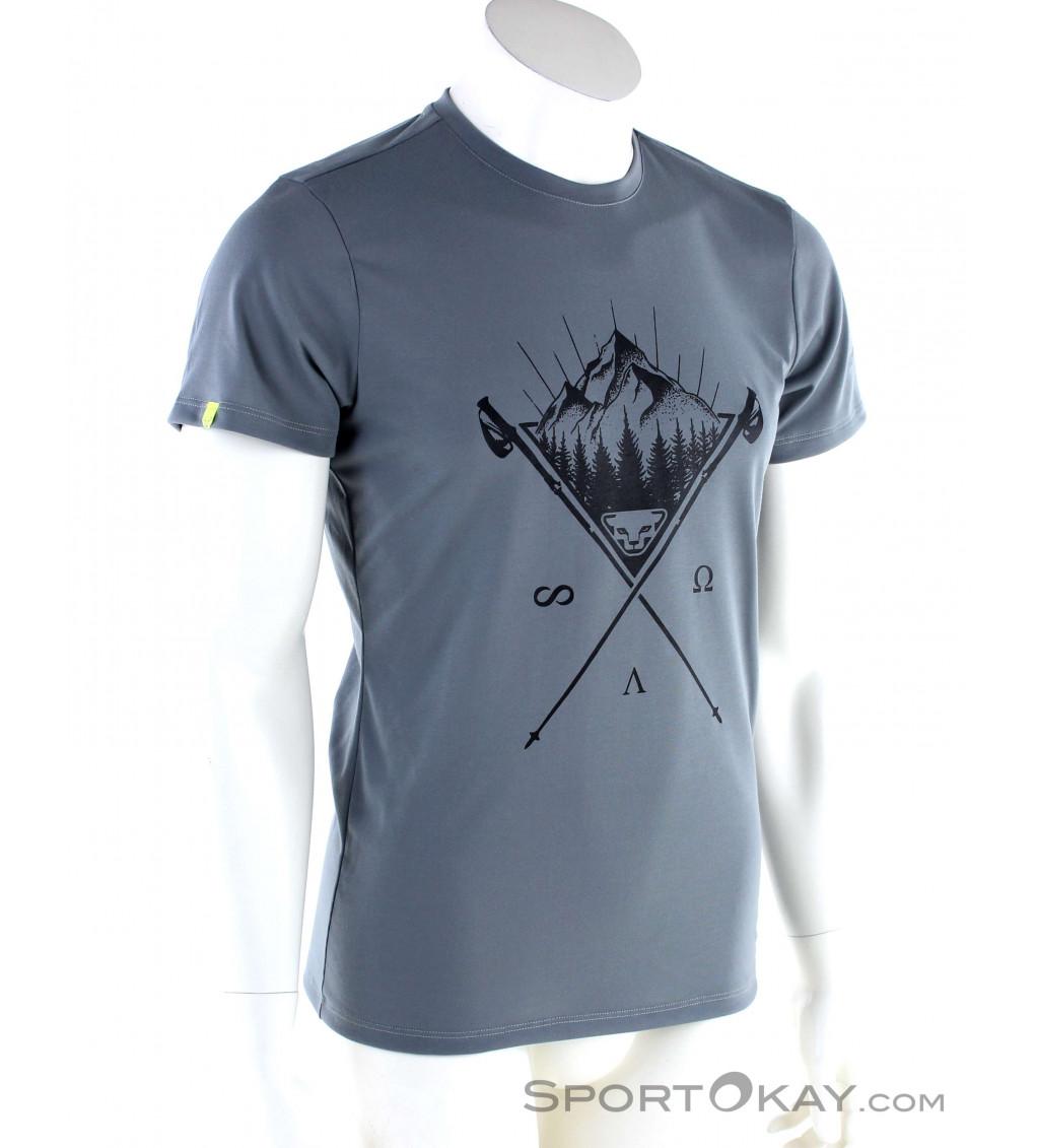 DYNAFIT Damen Graphic co t-Shirt Funktionsshirt neu