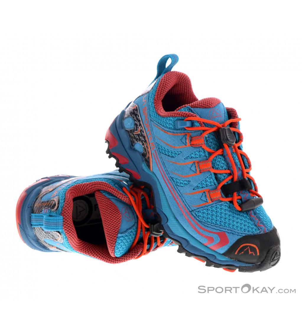 La Sportiva Falkon Low Kinder Wanderschuhe Trekkingschuhe