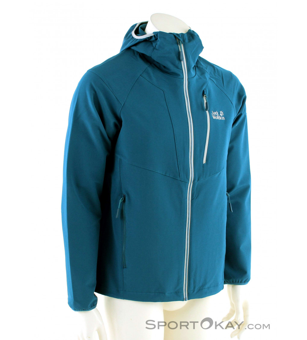 jack wolfskin kanuka point softshell