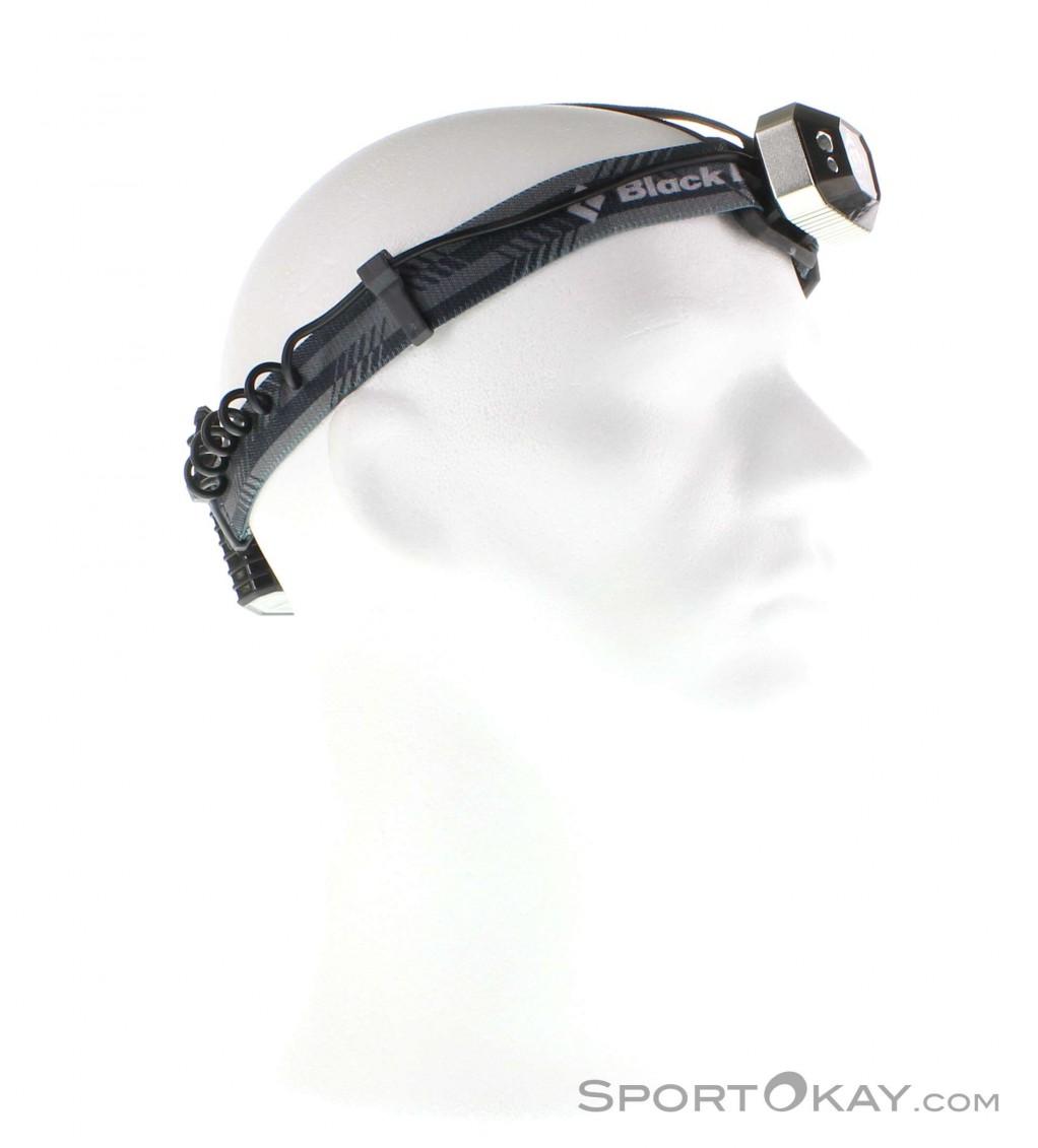 Black Diamond Stirnlampe Icon