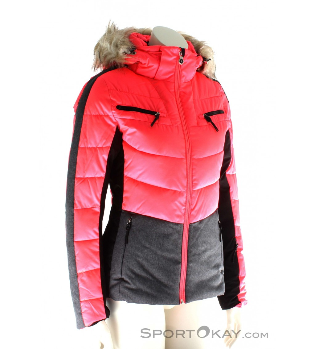 icepeak cathy jacket damen skijacke skijacken. Black Bedroom Furniture Sets. Home Design Ideas