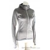 Ortovox Fleece Melange Hoody Damen Tourensweater