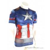 Under Armour TY Comp Captain America Herren Fitnessshirt